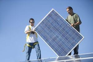 Gedaan met beperkingen groene energie Vlaanderen