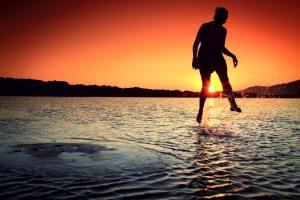 Oplossing voor het energieprobleem: leven onder water